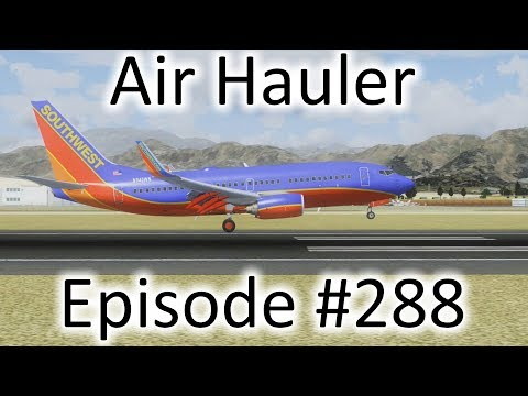 FSX | Air Hauler Ep. #288 - D.C. to Lima | 737-700