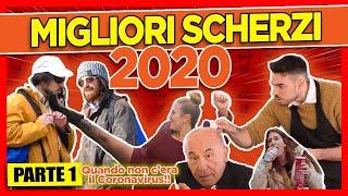 I Migliori Scherzi del 2020 (Prima del Coronavirus) - PARTE 1 - [Compilation di Scherzi] - theShow