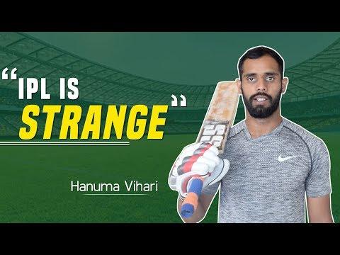 'IPL Is Strange', reckons Hanuma Vihari