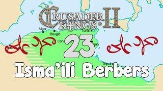 Crusader Kings 2: Ismaili Berbers 23