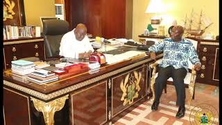 Prez Akufo Addo ascents to Special Prosecutor Bill;Kojo Oppong Nkrumah gives details