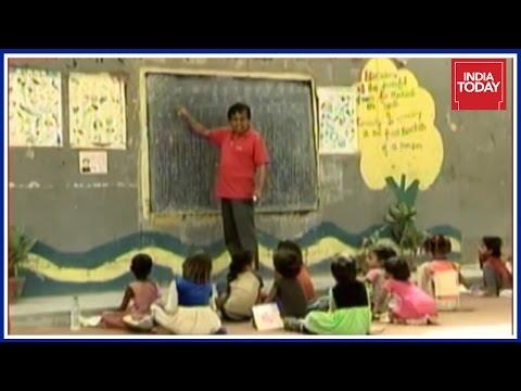 5ive Live: Free School For Slum Children Under A Bridge