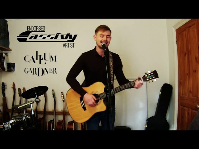 'Keep Your Head Up' - Ben Howard, Cover by Callum Gardner