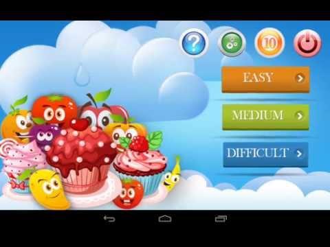 candy legend & fruit link game