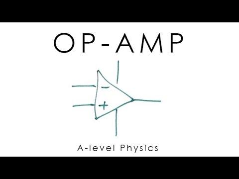 Op-amp - Physics (A-level)
