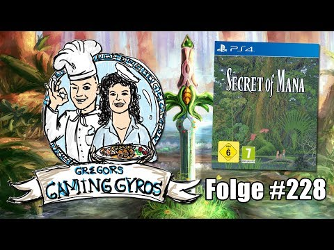 Secret of Mana Remake ~ Pogopuschel ward nicht mehr! (Gregors Gaming Gyros #228)