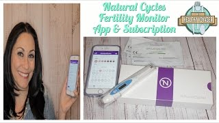 Natural Cycles Fertility Monitor App Review