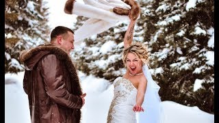 Дмитрий и Юлия, свадебный клип (21.01.2017)