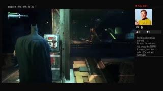 Batman Arkham Knight New Game Plus episode 4