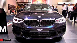The New BMW M5 2018 Is Worth €140,000 NEW FULL Review Interior Exterior Infotainment