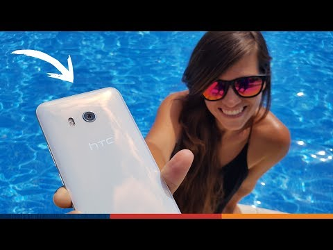 LA MEJOR CÁMARA en un TELÉFONO?? HTC U11