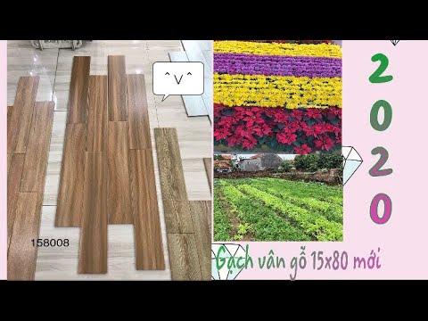 Gạch lát nền vân gỗ 15x80. KHOGACHRE.COM