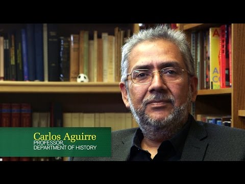 Carlos Aguirre - The History of Soccer in Latin America