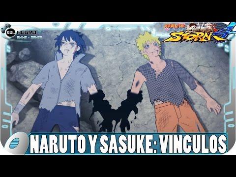 Naruto y Sasuke: Vinculos - Batalla Final - Pelicula Completa (Español Latino) - Naruto Storm 4