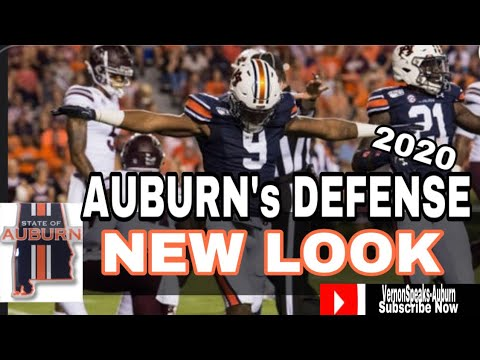 Auburn Football's New Look Defense Starts With Jamien Sherwood And 'Smoke' Monday