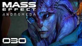 MASS EFFECT ANDROMEDA [030] [Ein Treffen mit den Angara] GAMEPLAY Deutsch German thumbnail