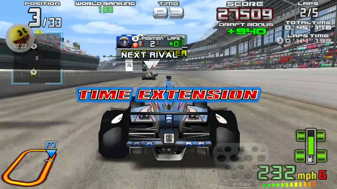 indy 500 arcade racing apk download
