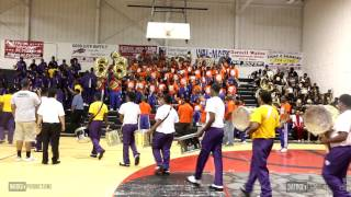 "Belaire High School ""Hoe Check"" @ Baker High School BOTB 2014"