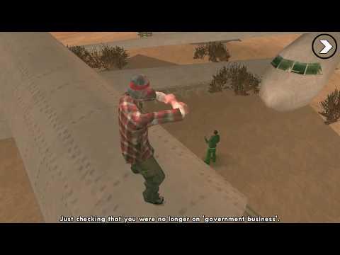 GTA San Andreas Black Project (Gameplay, Walkthrough) #69