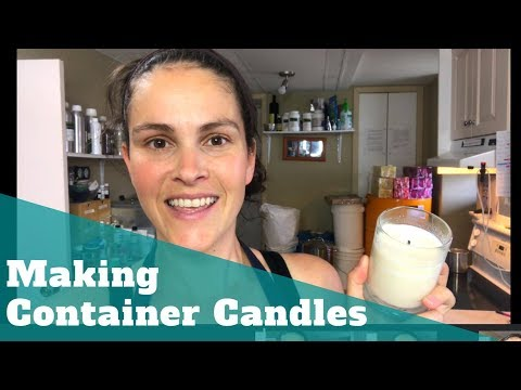 Making Soy Wax Candles & Testing the Golden Brand | Summer Short Series
