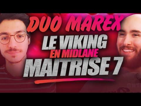 Vidéo d'Alderiate : [FR] ALDERIATE & MAREX - JE RUSH LA MAITRISE 7 SUR LE VIKING