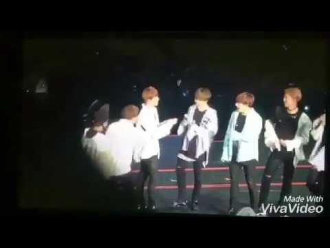 [FANCAM] BTS THE WINGS TOUR OSAKA JIN HEART PROJECT TO ARMYS