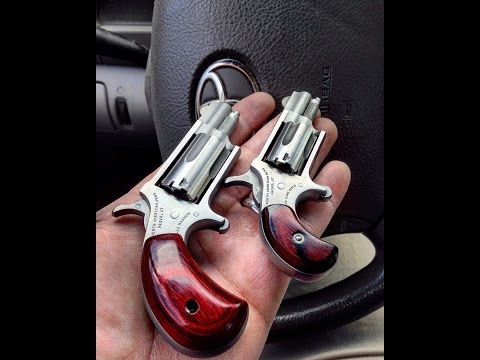 North American Arms  22 Magnum Mini Revolver First Shots - Handgun Radio
