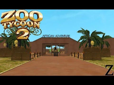 Zoo Tycoon 2: African Adventure || Episode 1