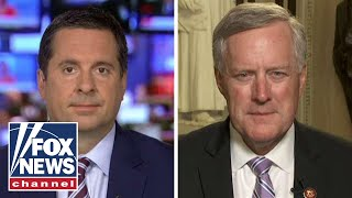 Reaction from House Intelligence Committee ranking member Rep. Devin Nunes and House Freedom Caucus chair Rep. Mark Meadows on 'Hannity.' #Hannity ...