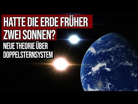 Hatte die Erde früher 2 Sonnen? - Neue Theorie über mögliches Doppelsternsystem