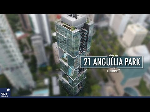 TwentyOne Angullia Park on X-Drone