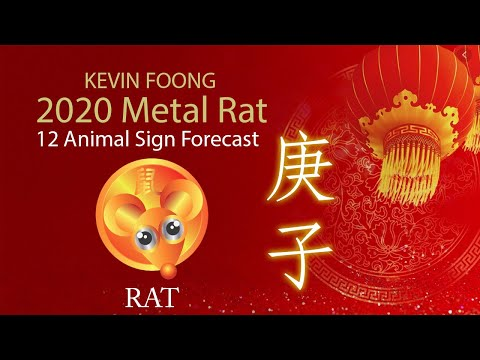 2020 Animal Signs Forecast: RAT [Kevin Foong]