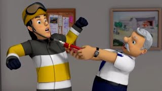 Strażak Sam Problem z Elvisem!  Nowe odcinki  ⭐️ Kreskówki dla dzieci