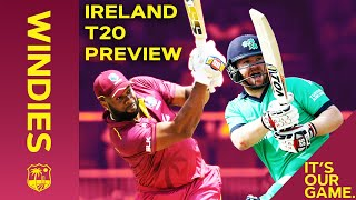 Cottrell vs Stirling + Pollard vs Balbirnie! | Windies vs Ireland T20 Series PREVIEW | Windies