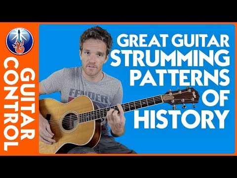 Great Guitar Strumming Patterns of History with Sean Daniels | Guitar Control