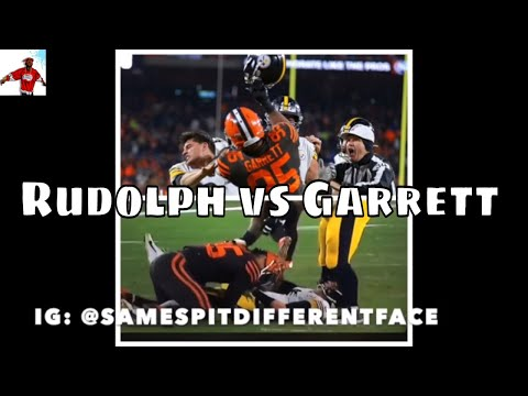 mason-rudolph-is-to-blame,-myles-garrett-fight-+-reply-to-stephen-a-smith- -browns-vs-steelers- -nfl