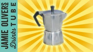 How to use a Coffee Percolator  | Food Busker | One Minute Tips