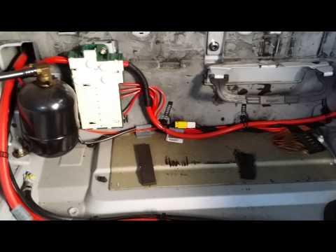 BMW X5 4.4 rear air bag suspension self leveling system e53 bimmer merchant