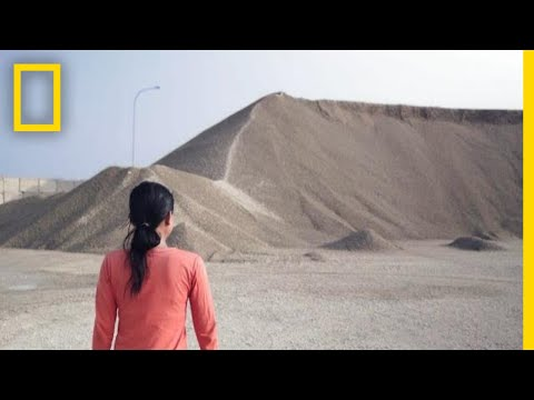 How Sand Mining Destroys One Home To Build Another | Short Film Showcase