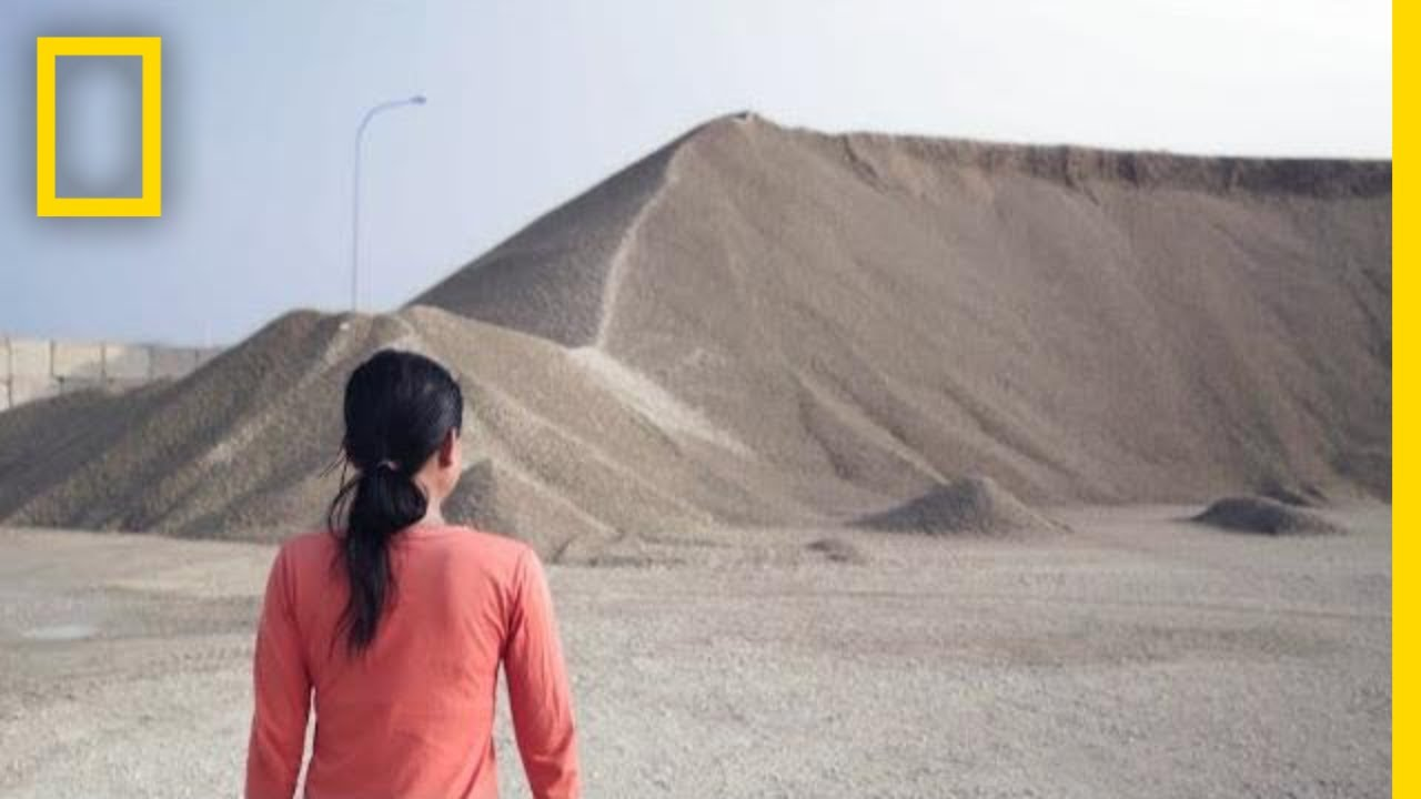 How Sand Mining Destroys One Home to Build Another   Short Film Showcase