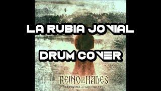 Alex Ortega - Reino de Hades ''La Rubia Jovial'' (Drum Cover)
