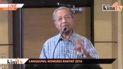 Tun Mahathir: Raja Melayu akur jika rakyat terus desak Najib undur