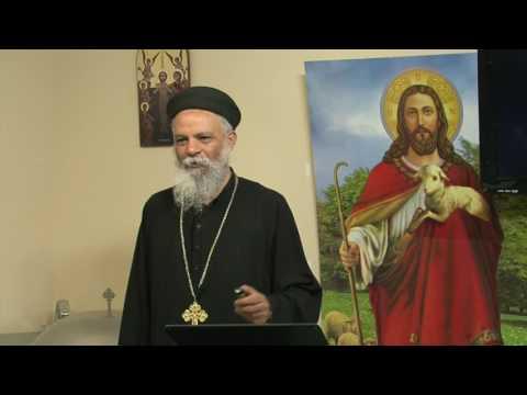 The pauline epistles lecture 2 - Hegumen: Daniel Azer