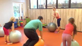 Щербинина Анастасия, детский фитнес — Onfit Awards 2014