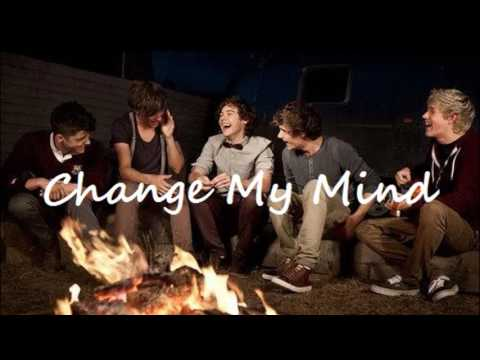 One Direction - Change My Mind (Acoustic Version)