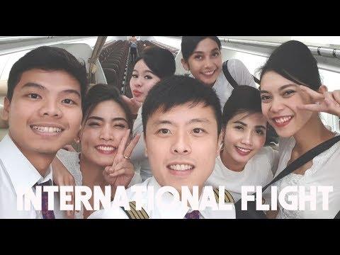 Finish Duty Kuala Lumpur To Jakarta