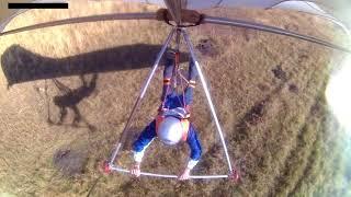 Как мы учимся летать. Дельтаплан. Hanggliding crash compilation lite/