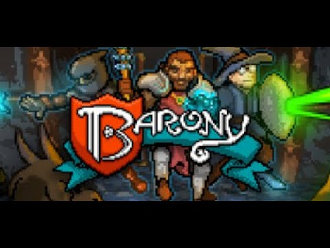 Barony #1 first look |