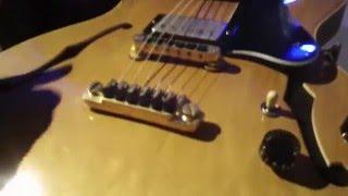 chitarre.com: il setup di Antonello D'Urso - 5/12/2015 (a cura di Lorenzo Gandolfi)