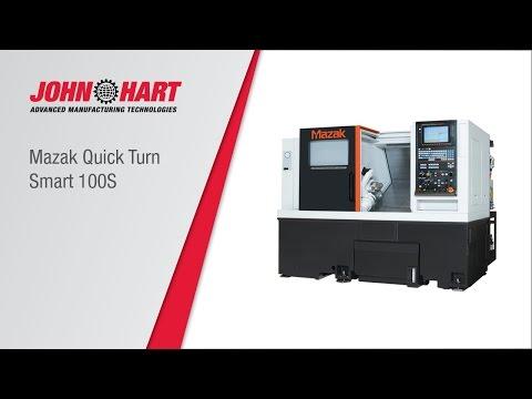 Mazak Quick Turn Smart 100S